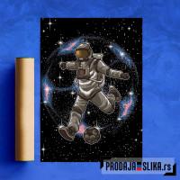 Soccer Astronaut