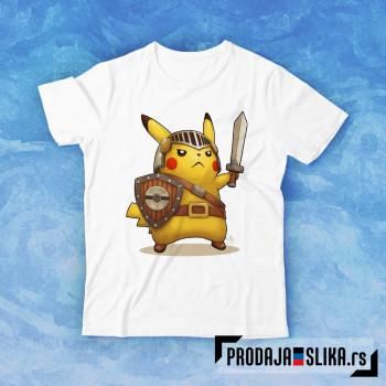 Pikachu Warrior