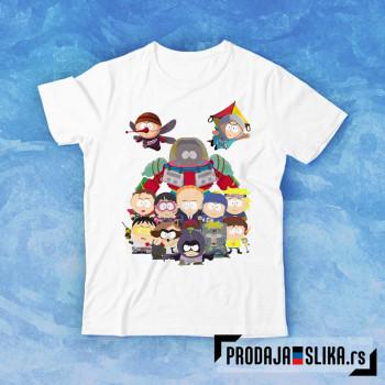 South Park super heroji