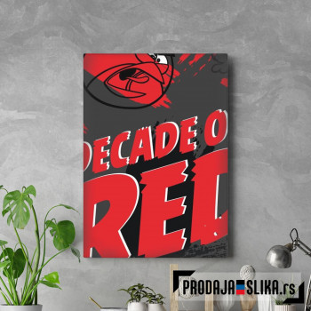 Decade of Red