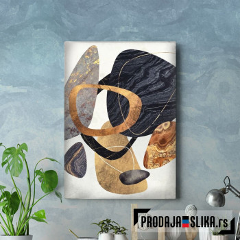 Abstract Pebbles III