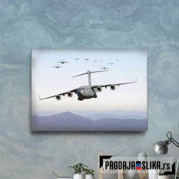 Airplane Military 2