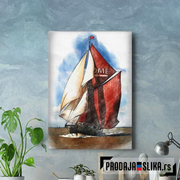 Majestic Sailing