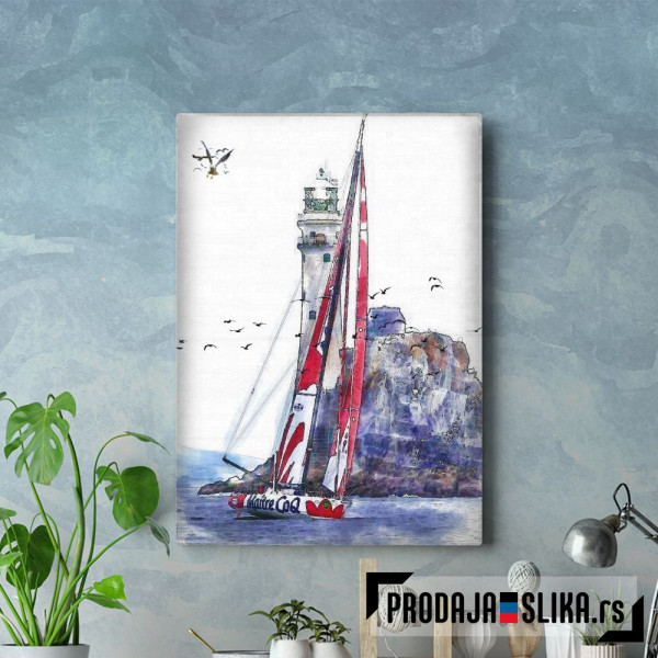 Sailing With The Seagulls