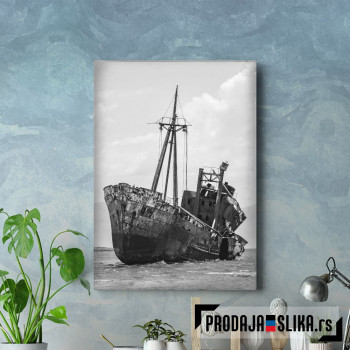 Ship On Shore