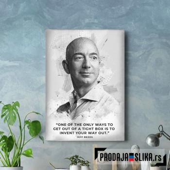 Jeff Bezos citat