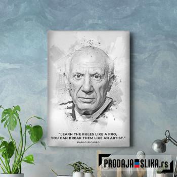 Pablo Picasso citat