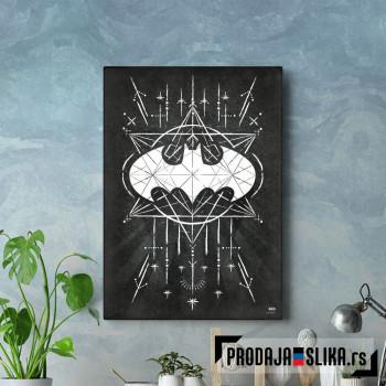 Engineered Batman