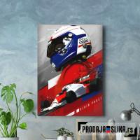 Alain Prost F1
