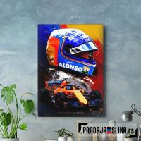 Fernando Alonso F1