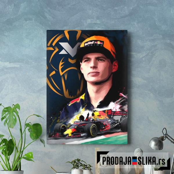 Max Verstappen PaintingArt