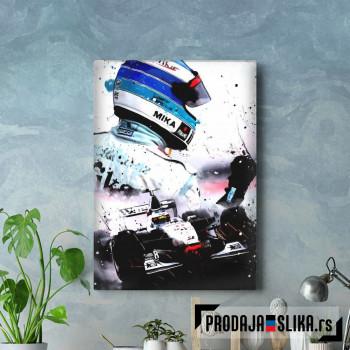 Mika Hakkinen F1