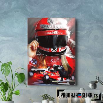 Niki Lauda F1