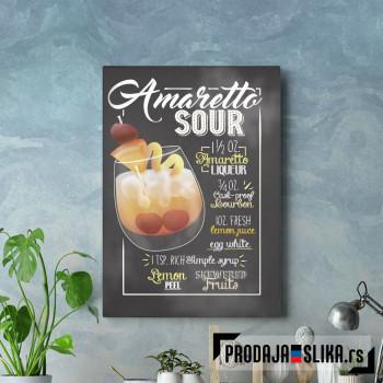 Amaretto Sour