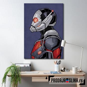 Ant Man - profil
