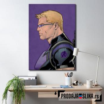 Hawkeye (Clint Barton) - profil