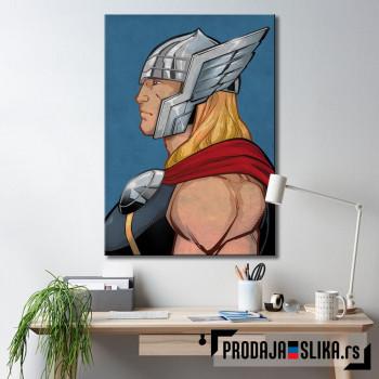 Thor - profil