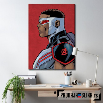 Falcon - profil