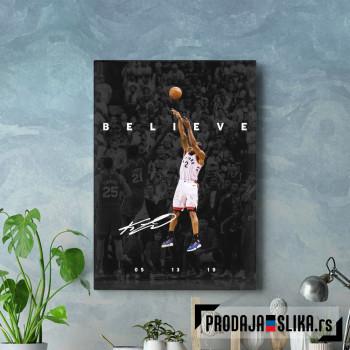 NBA Basketball Kawhi