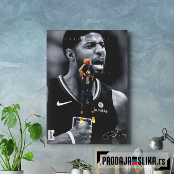NBA Basketball Paul George