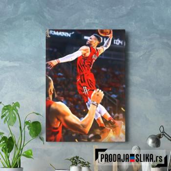 NBA Basketball Westbrook