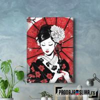 Geisha - RubyArt