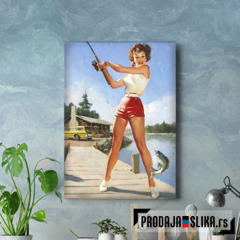 Catch fishing