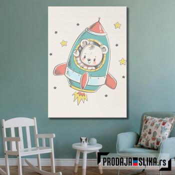 Meda astronaut
