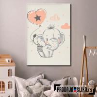 Beba slonče