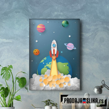 Rocket Start Up