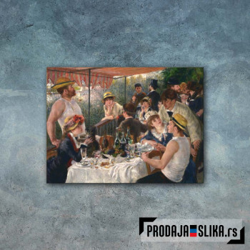 Renoir Luncheon of the Boating